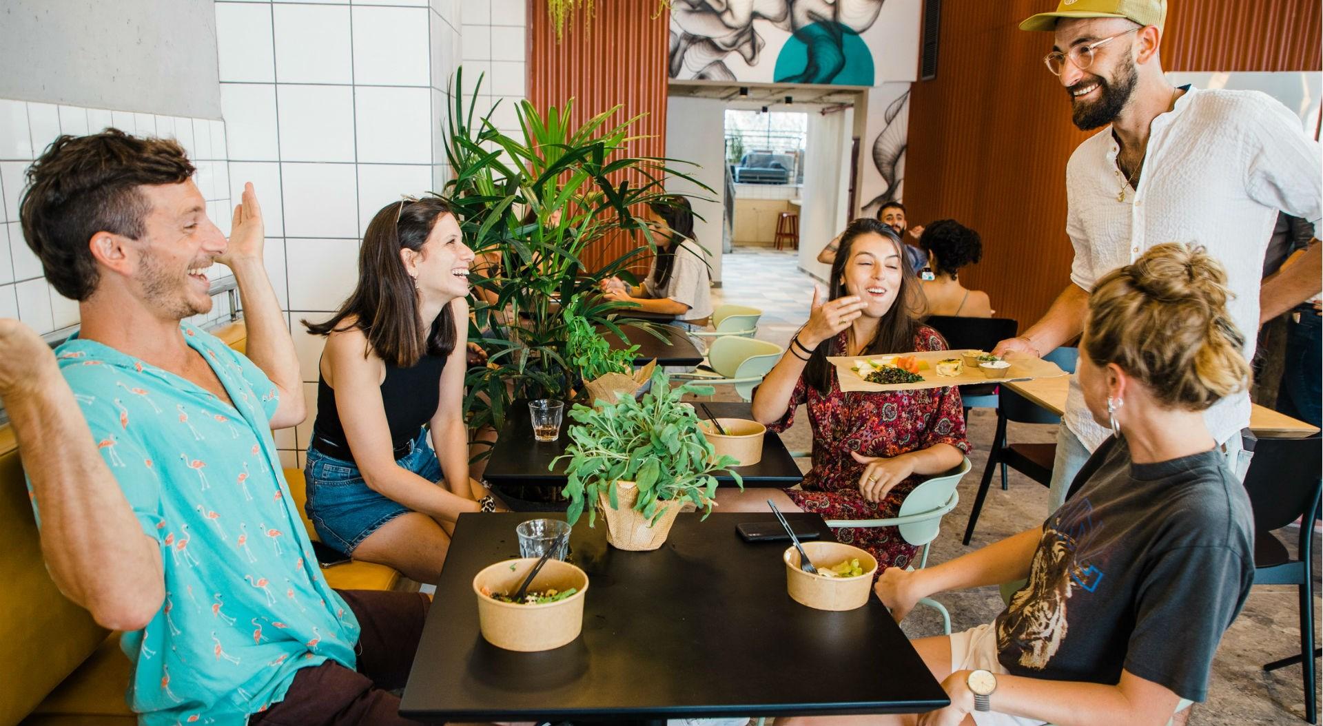 Gia Hostel Tel Aviv - Facilities