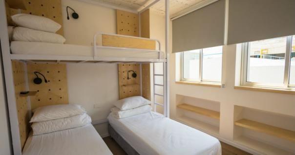 Gia Hostel Tel Aviv | Triple room