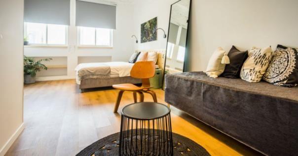 Gia Hostel Tel Aviv | Family / quad room